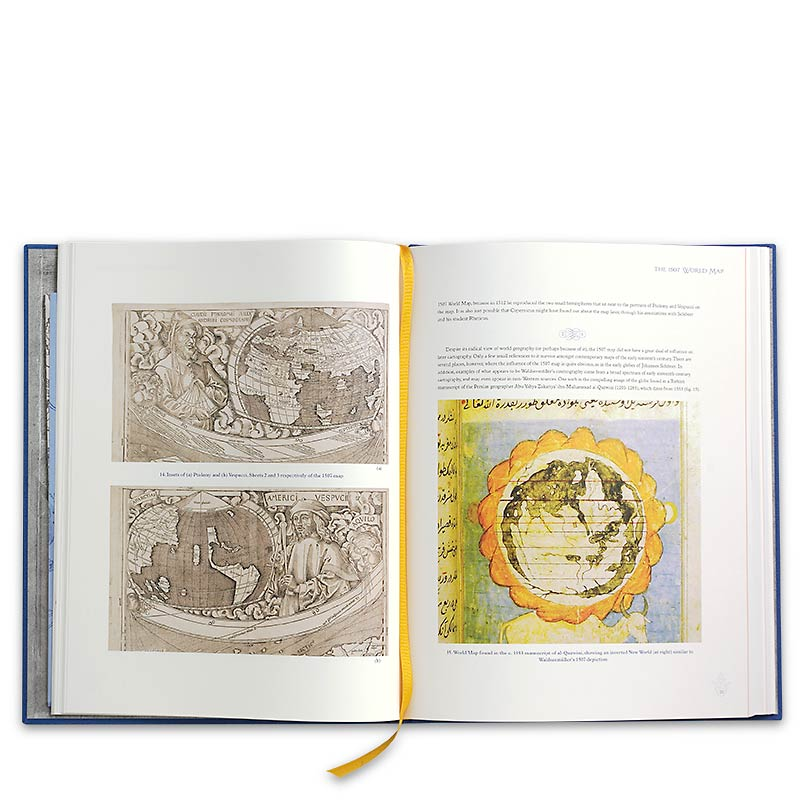 Seeing the World Anew: The Radical Vision of Martin Waldseemüller's  1507 &