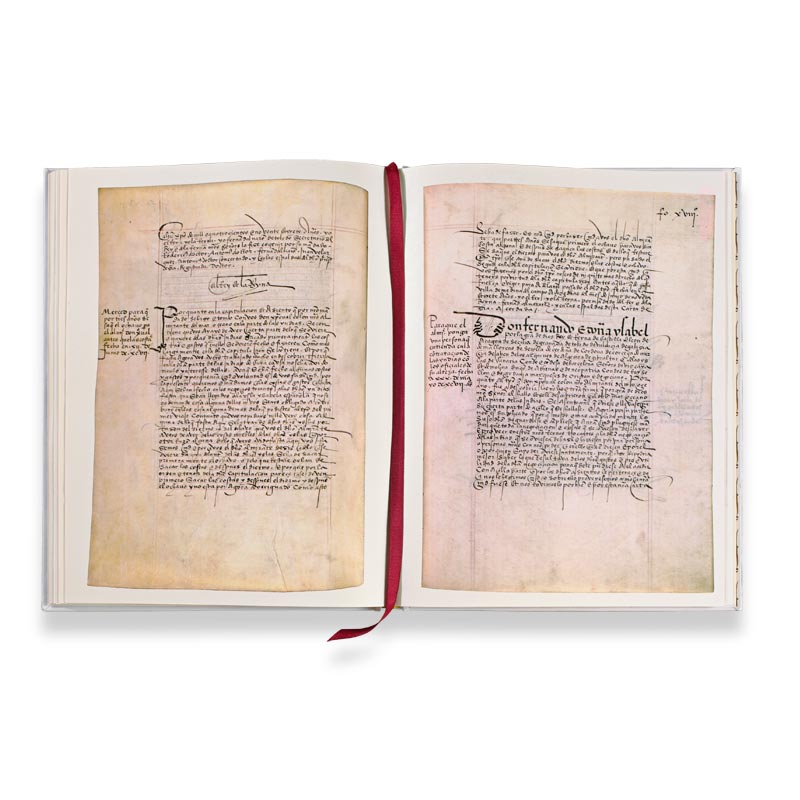 Christopher Columbus Book of Privileges