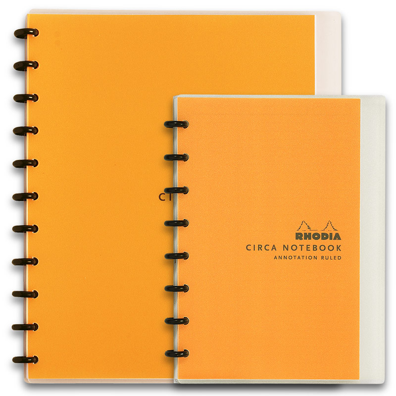 Circa Rhodia Annotation Ruled Notebook