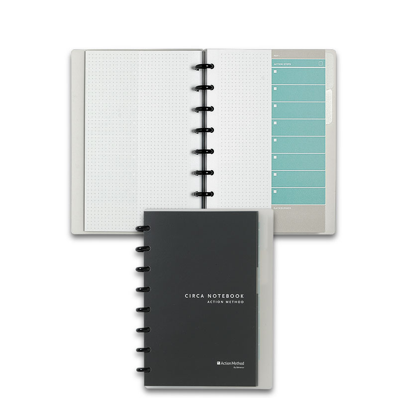 Circa Action Method Notebook, Junior