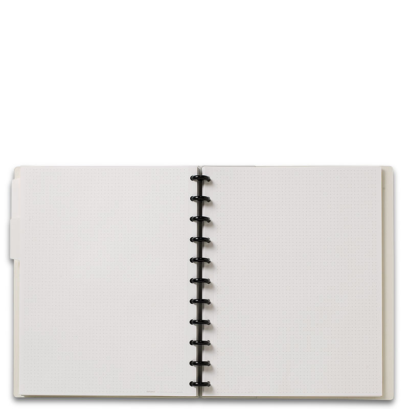 Circa Action Method Notebook, Letter