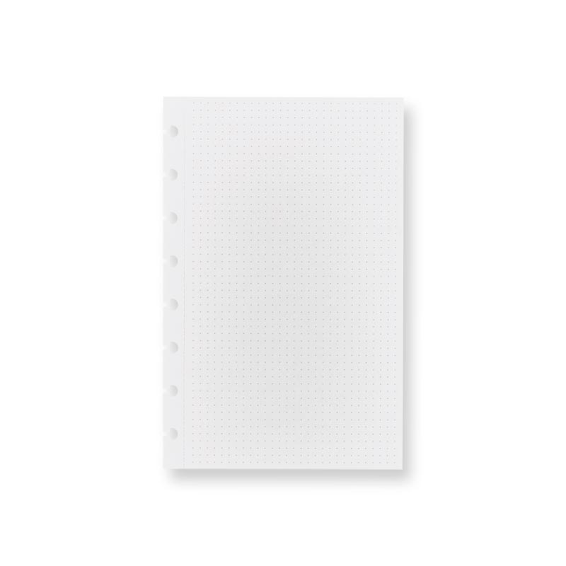 99 Circa Action Method Dot Grid Refills, Junior