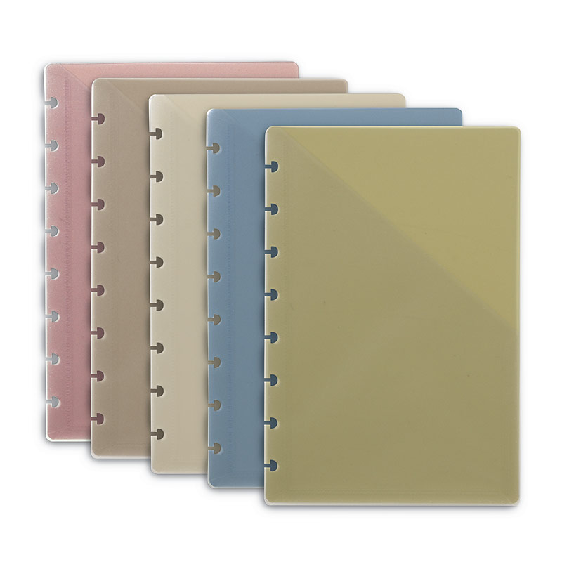 Circa Pocket Dividers, Multicolored (set of 5), Junior