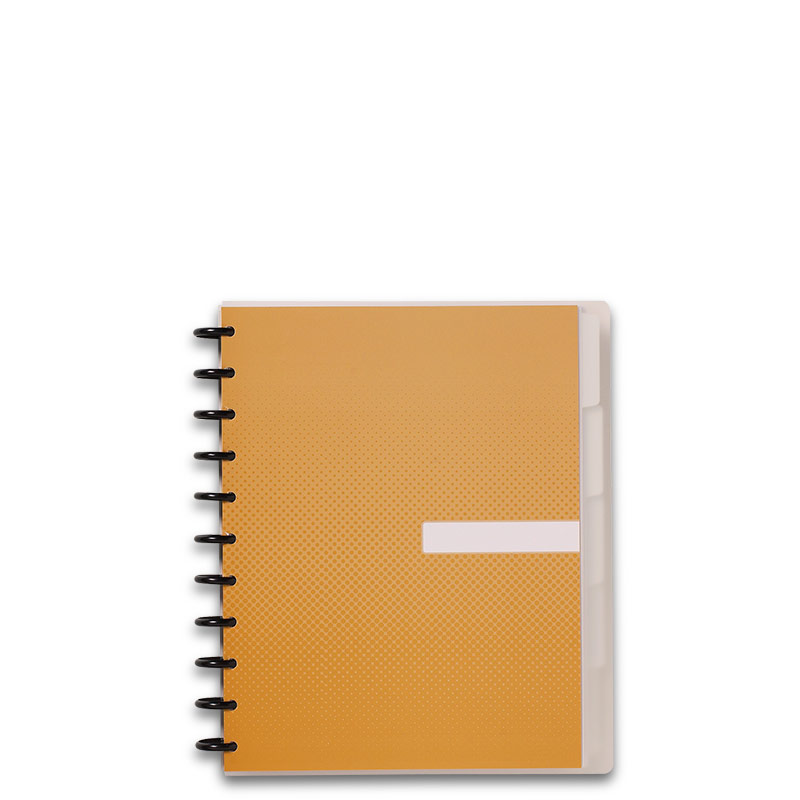Circa 5-Subject Annotation Ruled Notebook, Letter