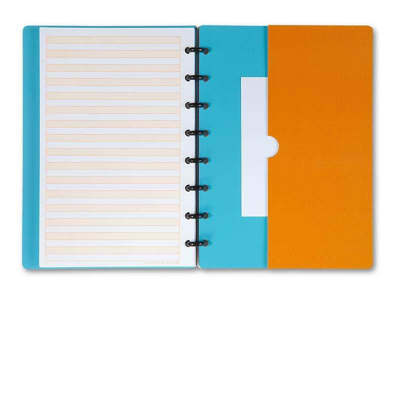 Circa Vivacious Notebook Dual Rule, Junior