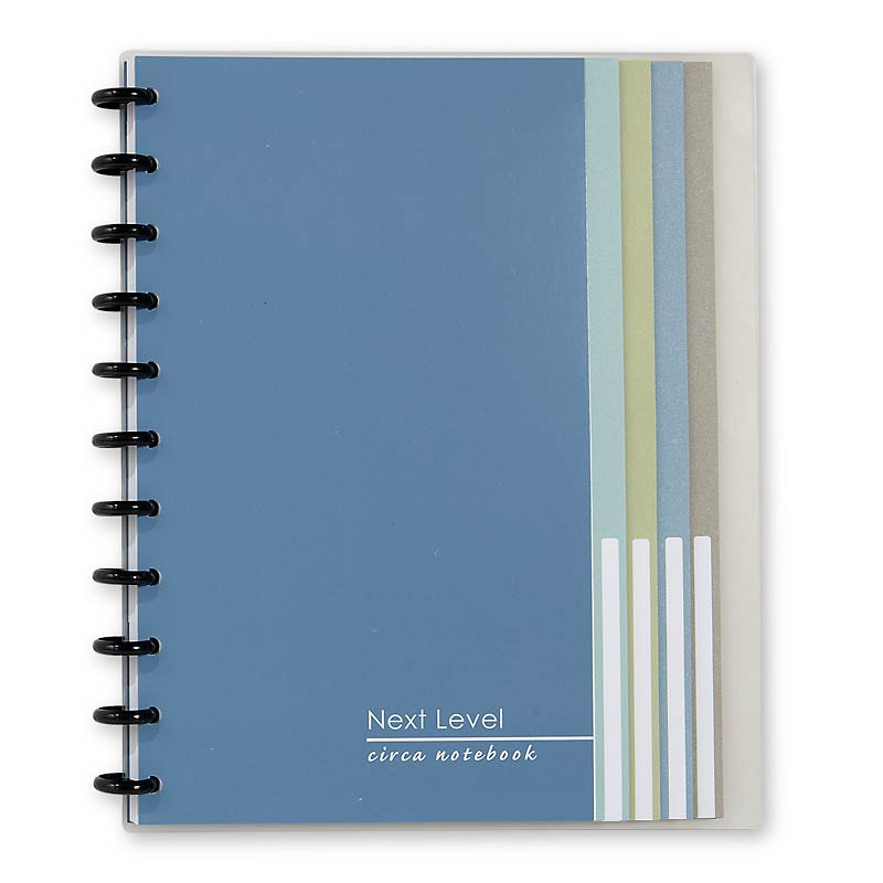 Circa Next Level Notebook, Letter