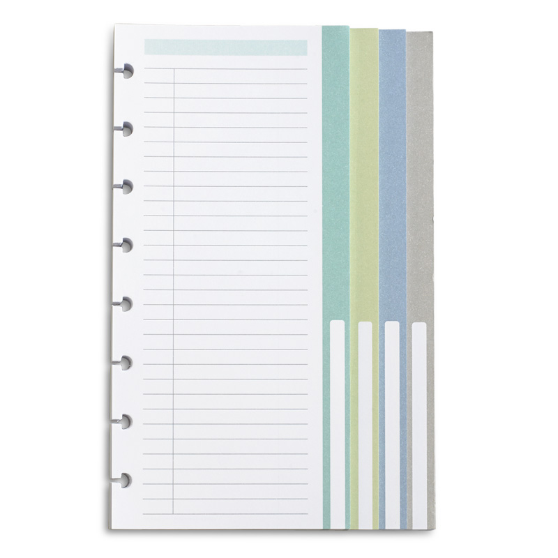 120 Circa Next Level Refill Sheets, Junior