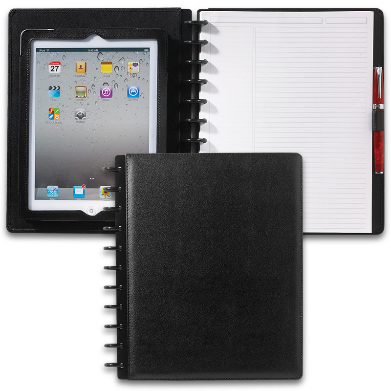 Circa iPad Foldover Notebook
