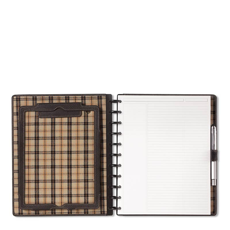 Bomber Jacket Circa iPad® Foldover Notebook