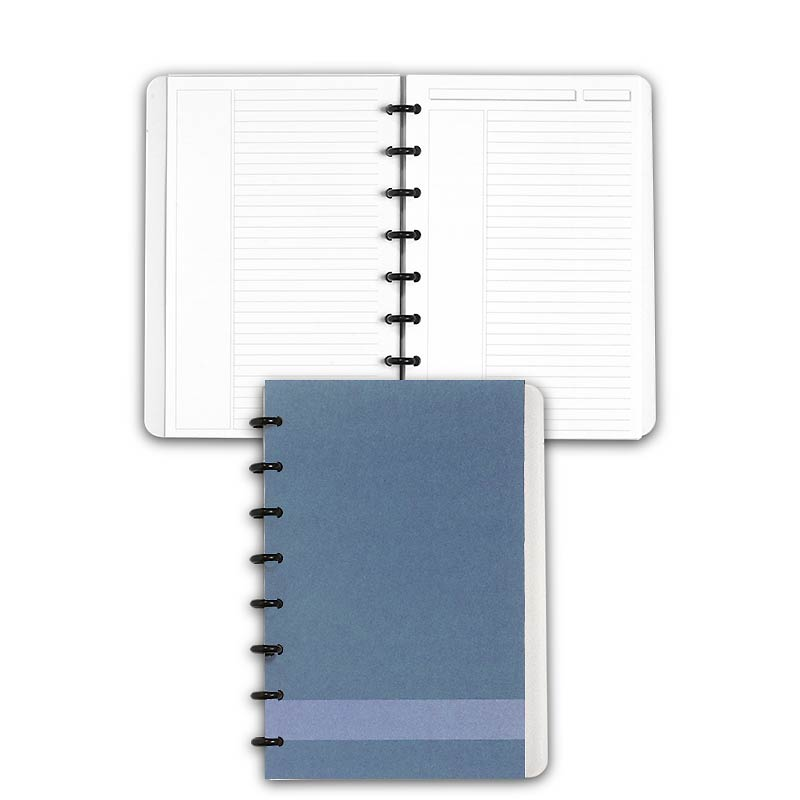Special Request™ Circa Personalized Notebook, Annotation Ruled, Slate, Juni