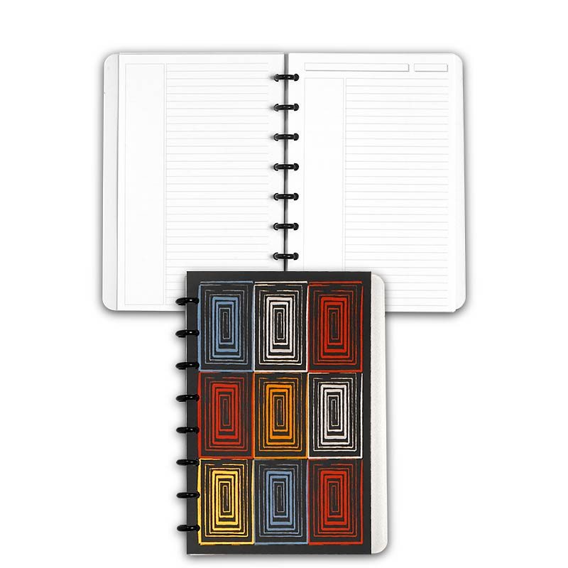 Special Request™ Circa Personalized Notebook, Annotation Ruled, Window, Jun