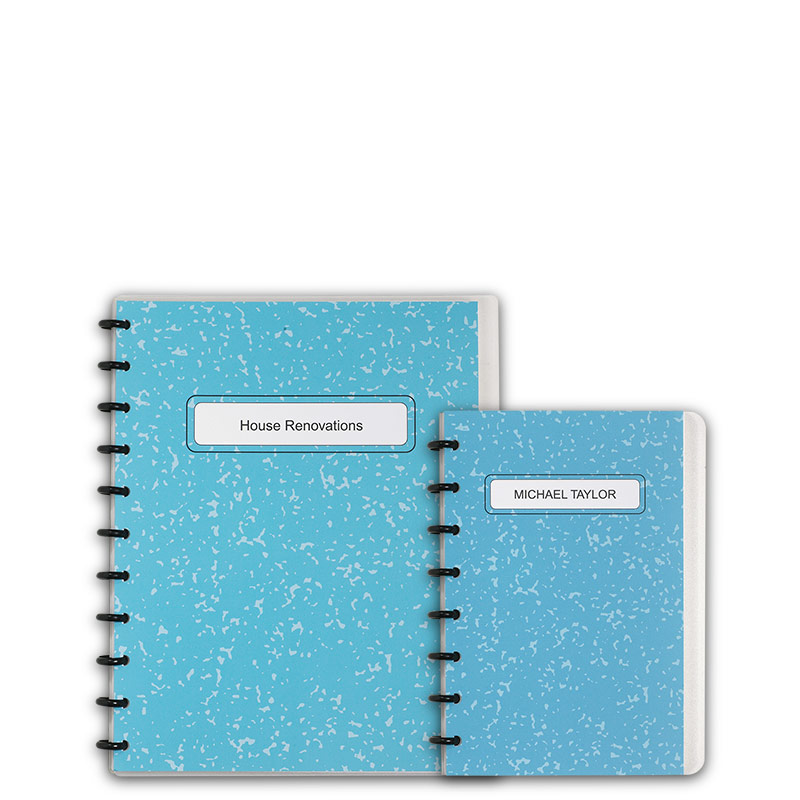 Special Request™ Circa Personalized Notebook, Annotation Ruled, Composition