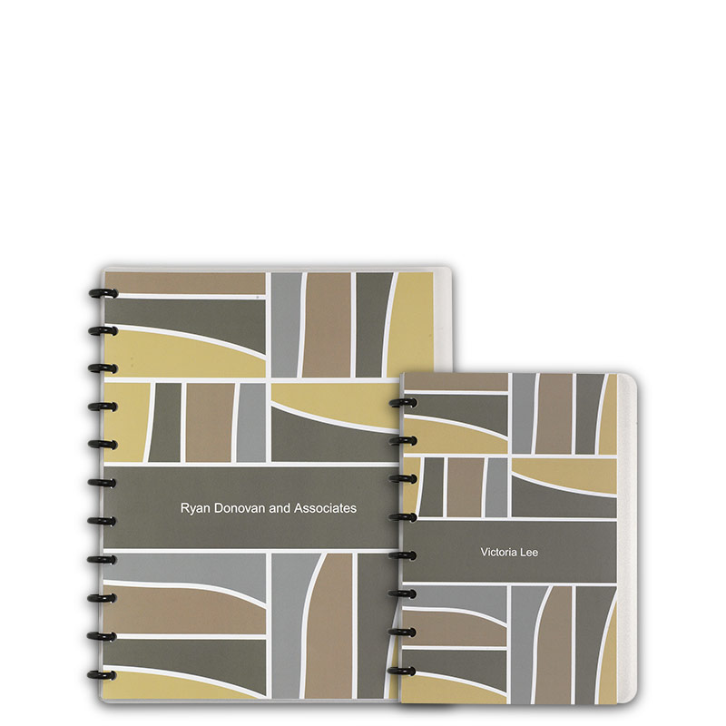 Special Request™ Circa Personalized Notebook, Annotation Ruled, Mosaic