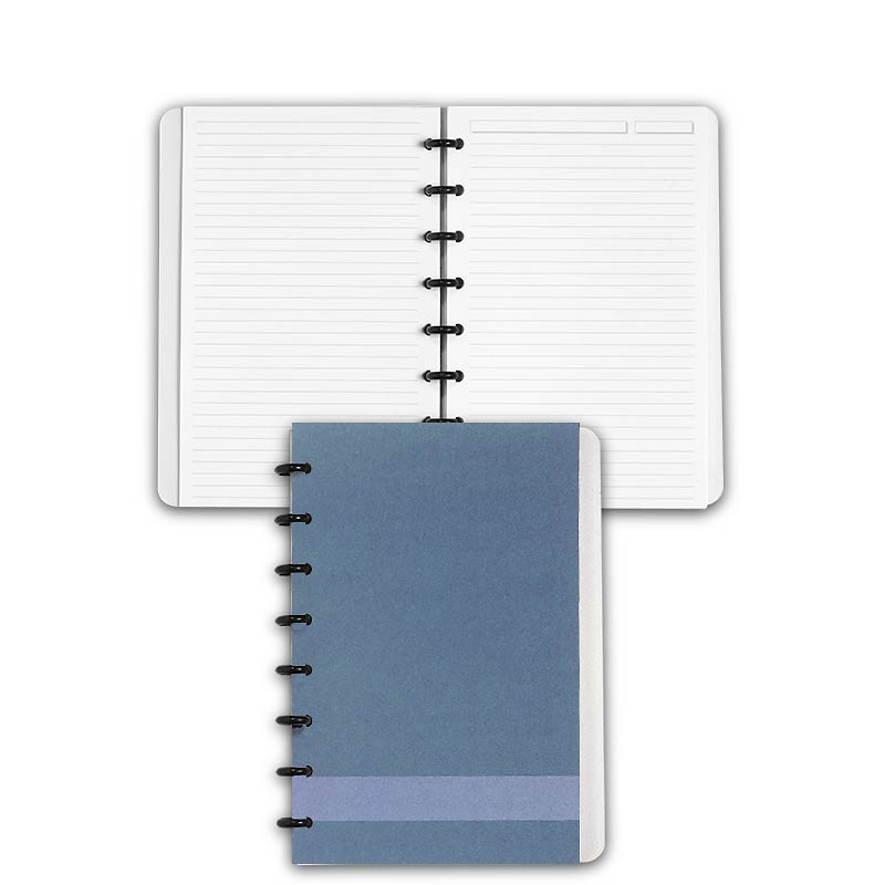 Special Request™ Circa Personalized Notebook, Full-Page Ruled, Slate, Junio