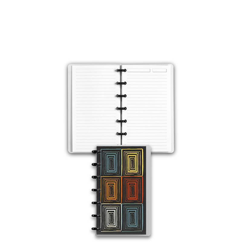 Special Request™ Circa Personalized Notebook, Full-Page Ruled, Window, Comp