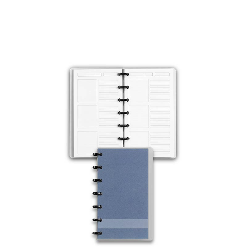 Special Request™ Circa Personalized Notebook, Storyboard, Slate, Compact