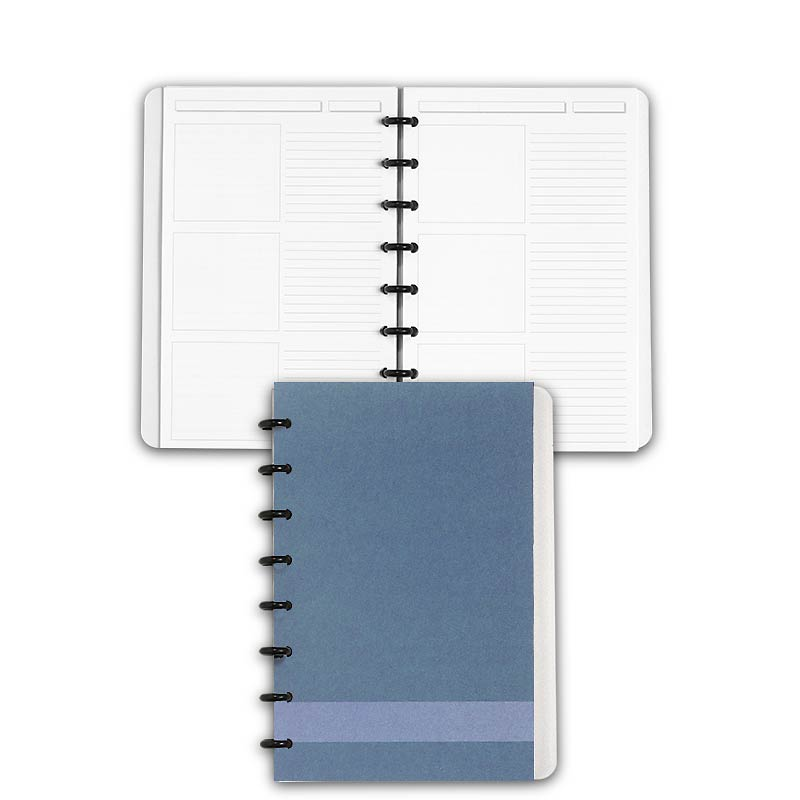 Special Request™ Circa Personalized Notebook, Storyboard, Slate, Junior