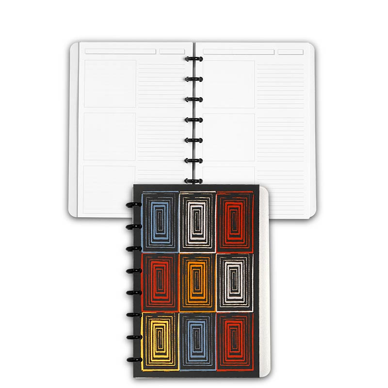 Special Request™ Circa Personalized Notebook, Window, Junior