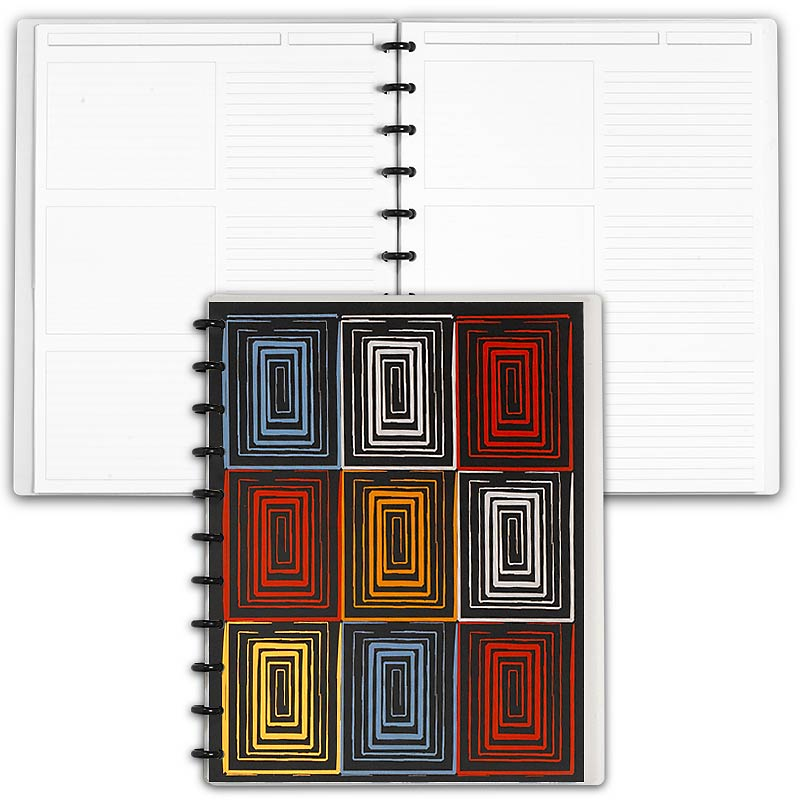 Special Request™ Circa Personalized Notebook, Window, Letter