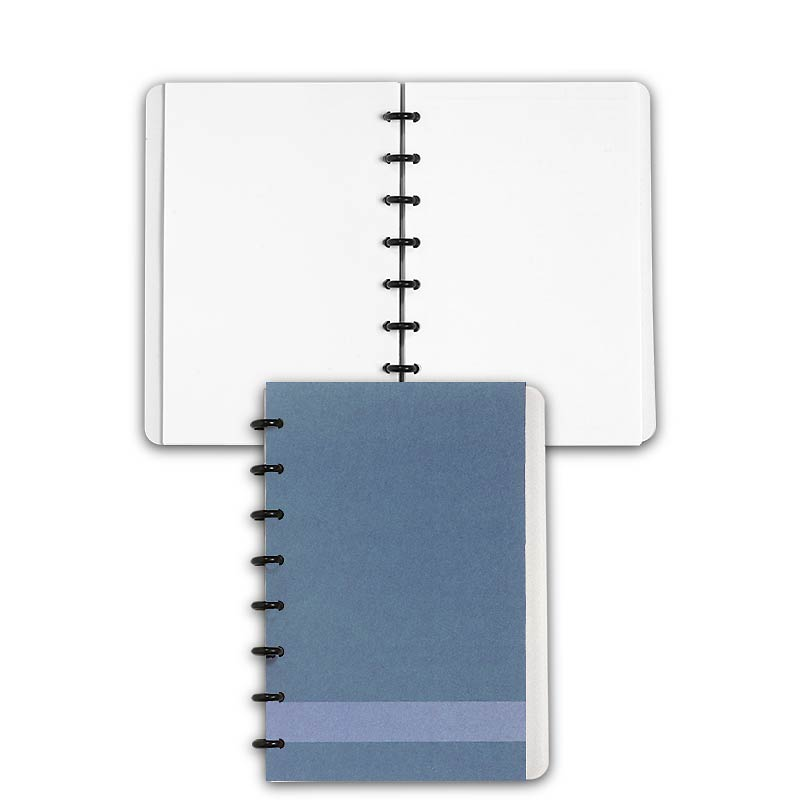 Special Request™ Circa Personalized Notebook, Blank, Slate, Junior