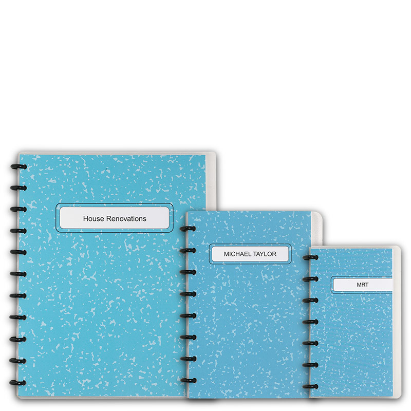 Special Request™ Circa Personalized Notebook, Blank, Composition