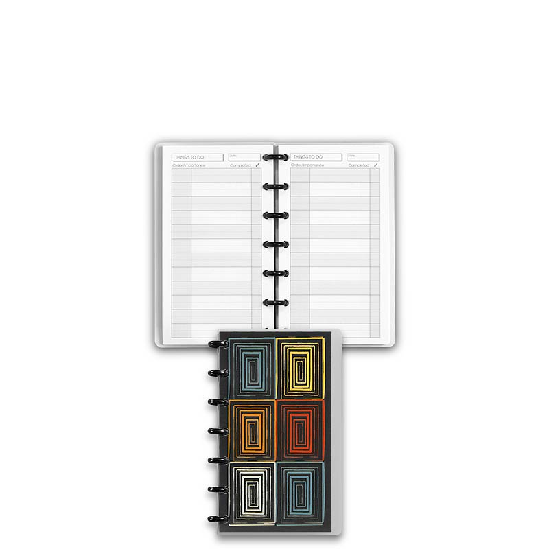 Special Request™ Circa Personalized Notebook, Things To Do, Window, Compact
