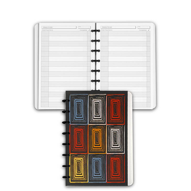 Special Request™ Circa Personalized Notebook, Things To Do, Window, Junior