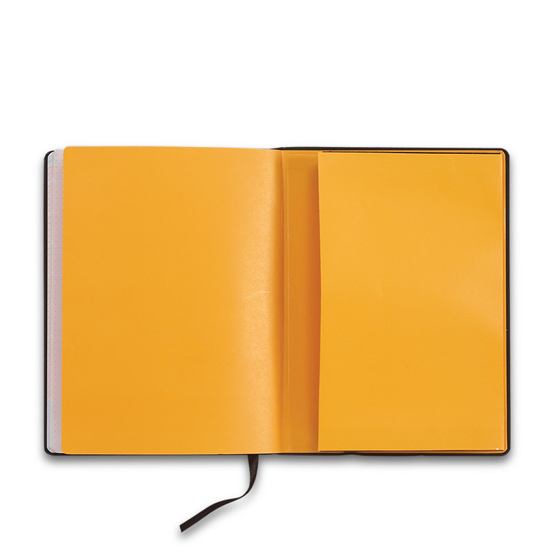 Behance Action Journal, Orange