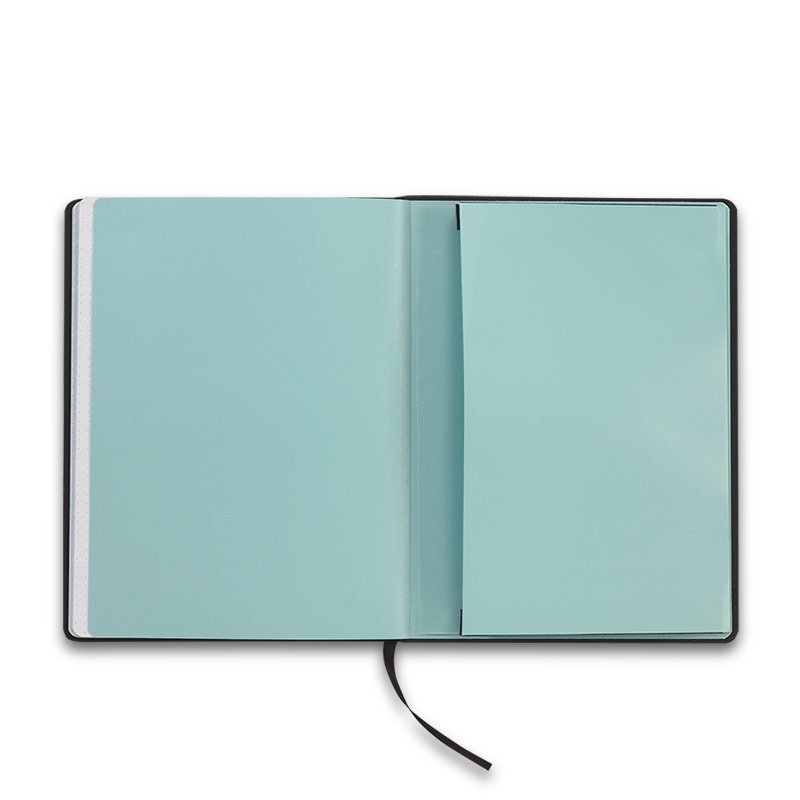 Behance Action Journal, Blue