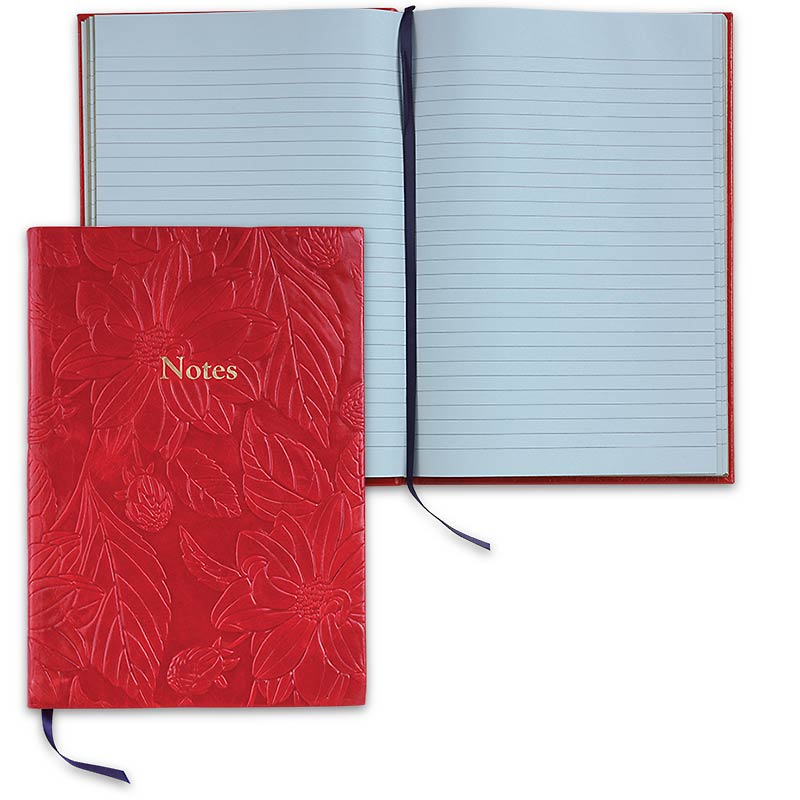 Leathersmith of London Journal, Red