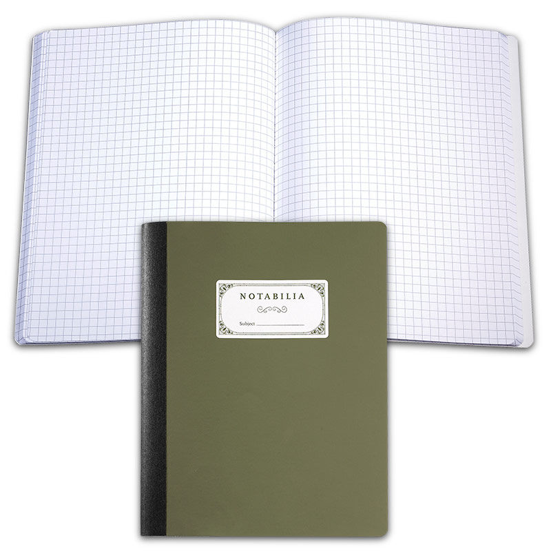 Notabilia Notebooks (set of two), Grid