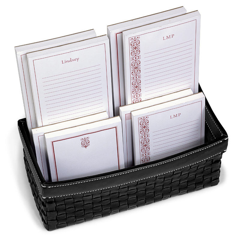 Casablanca Personalized Notepad Refills (set of 8)