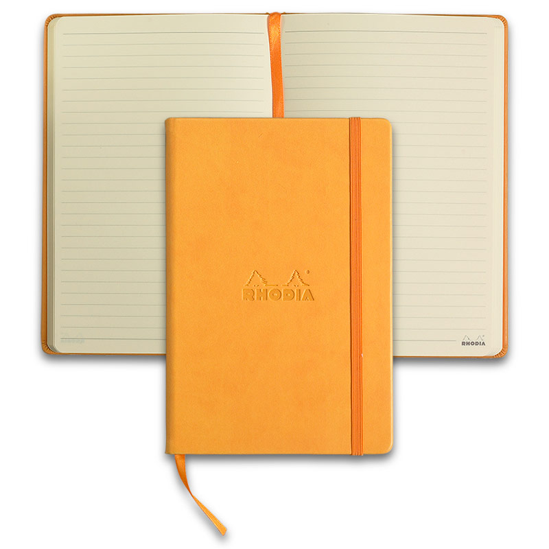 Rhodia Webnotebook, Large