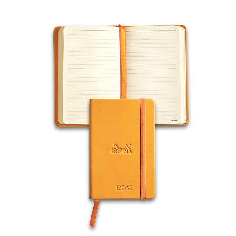 Rhodia Webnotebook, Small