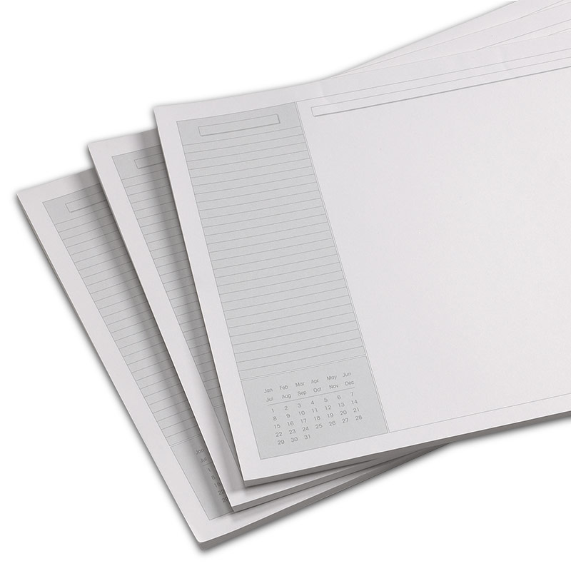 Oasis Shaded Annotation Concept Pads (set of 3)