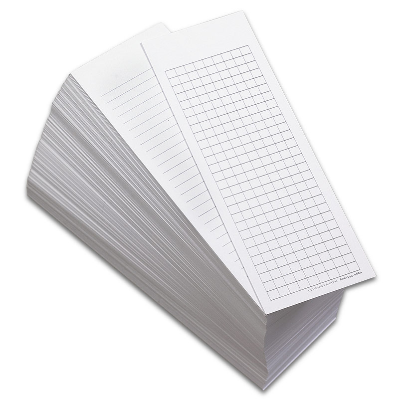 Bookmark Cards (set of 250)