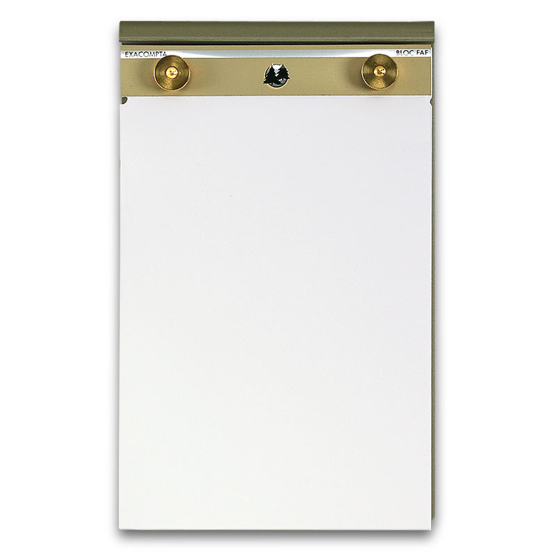 FAF Deskside Notepad