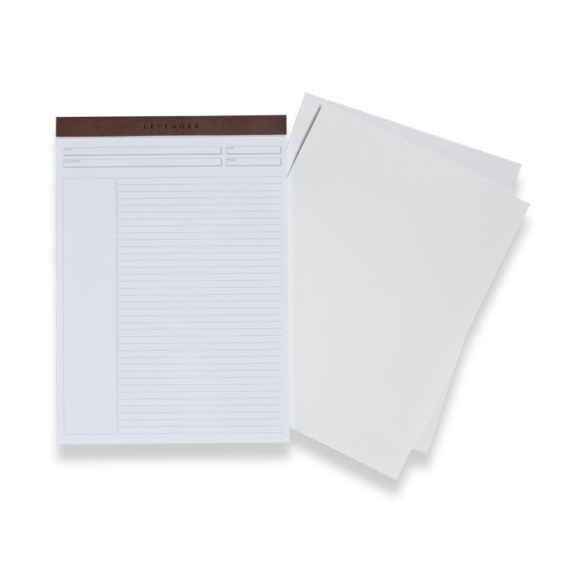 Inklings™ Freeleaf® Pads with Blotter Paper, Letter (set of 3)