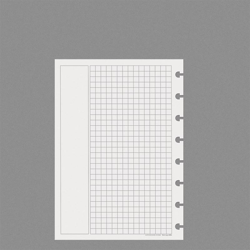 Special Request™ Annotation Grid, Circa A5
