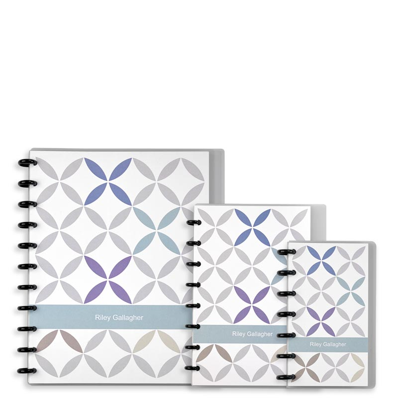 Special Request™ Circa Personalized Notebookk, Kaleidoscope