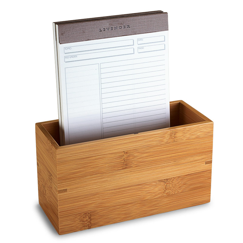 Nantucket Note Card Box