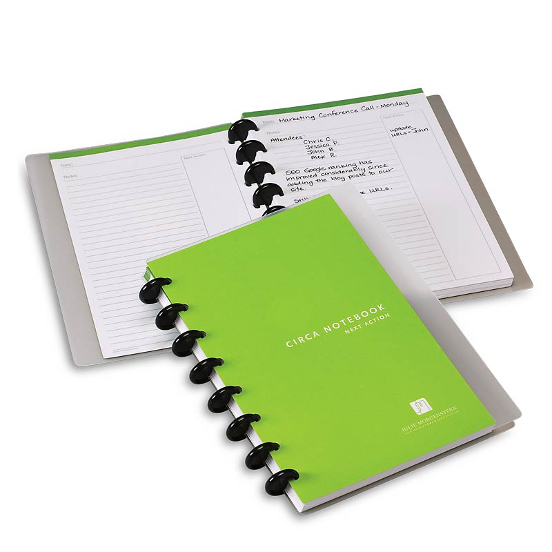 Complete 2013 Circa Balanced Life Planner System with Master Folio, July–Dec