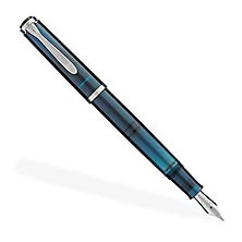 Pelikan Classic Aquamarine Fountain Pen (EF, F, M)