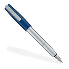Faber-Castell LOOM Metallic Fountain Pen - Blue