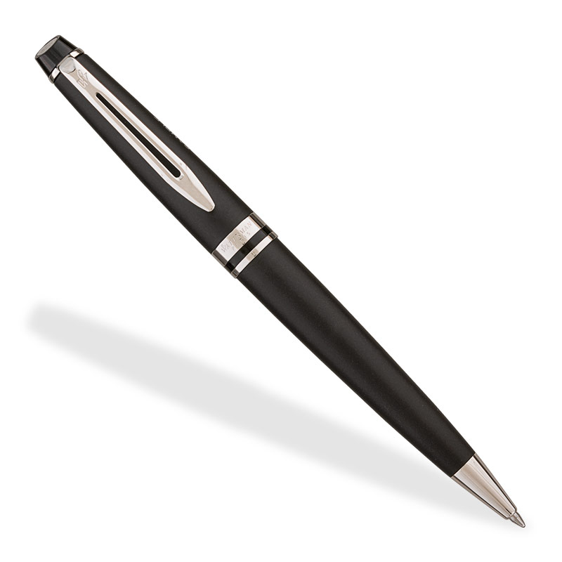 Waterman Expert New Generation Ballpoint, Matte Black