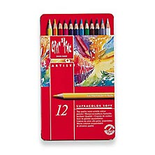 Caran D'Ache Supracolor Soft Pencils
