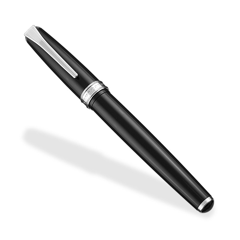 True Writer® Obsidian Fountain Pen