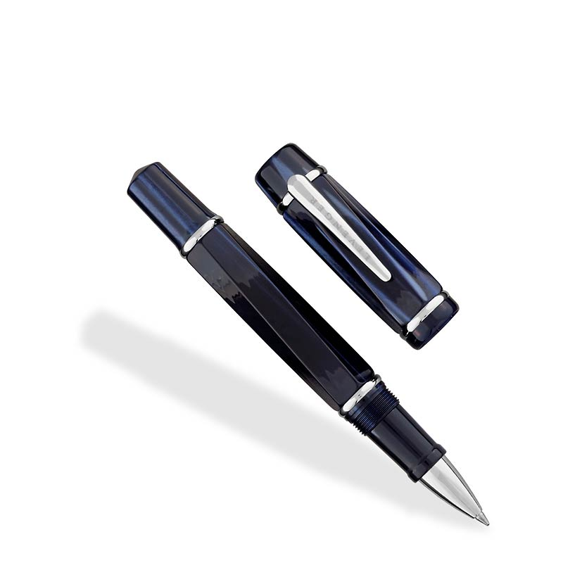 Facets Rollerball, Midnight Blue