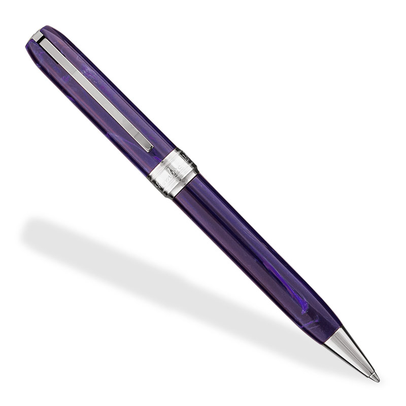Visconti Rembrandt Ballpoint, Purple