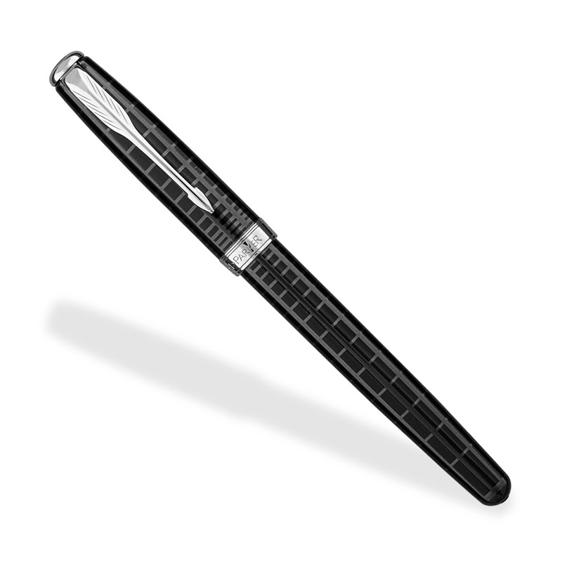 Parker Sonnet Dark Grey Fountain Pen